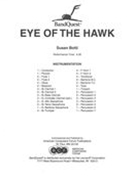 Eye of The Hawk : For Concert Band.