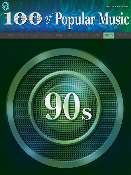 100 Years of Popular Music 1990s.