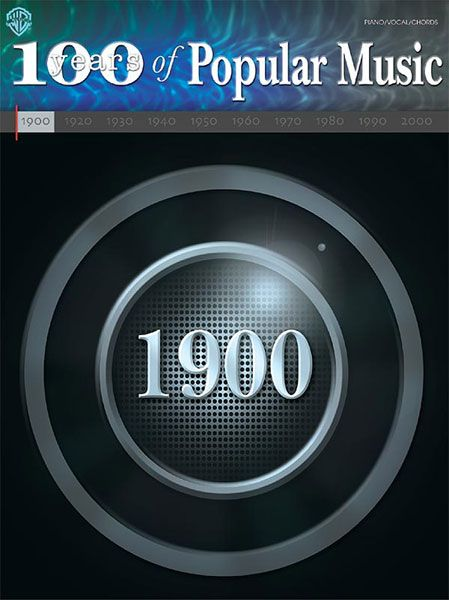 100 Years of Popular Music 1900s.
