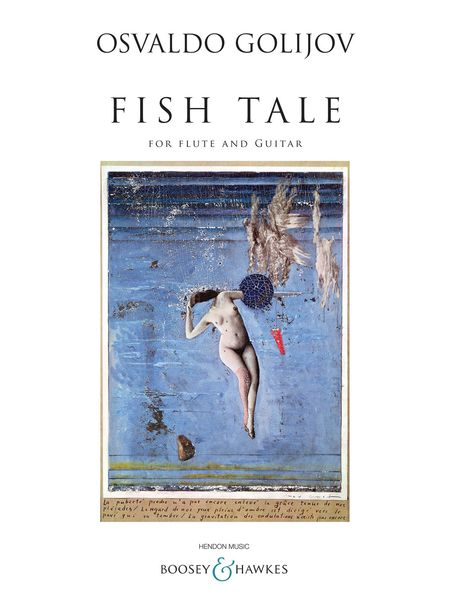 Fish Tale : For Flute and Guitar (1998) / edited by David Leisner.