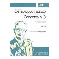 Concerto No. 3, Op. 102 : For Violin and Piano / edited by Angelo Gilardino.