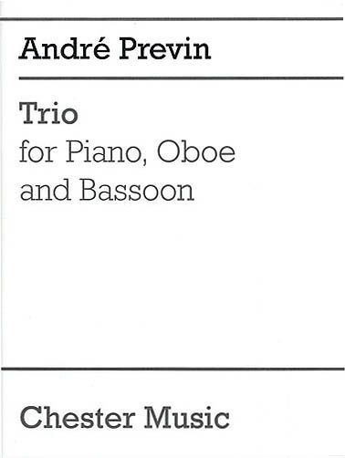 Trio : For Piano, Oboe and Bassoon.
