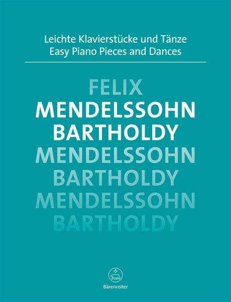Easy Piano Pieces and Dances / edited by Michael Toepel.
