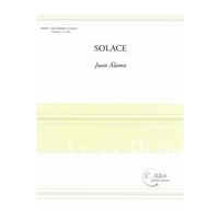 Solace : For Solo Marimba (2015).