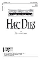 Haec Dies : For SATB and Piano Accompaniment.