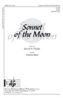 Sonnet of The Moon : For SATB and Piano Accompaniment.