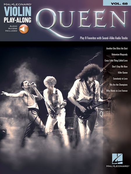 Queen : Play 8 Favorites With Sound-Alike Audio Tracks.