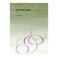 Ten Jazz Duets : For Two Trumpets.