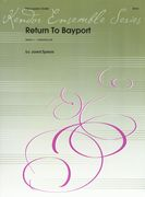 Return To Bayport : For Percussion Octet.