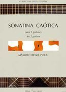 Sonatina Caotica : For 2 Guitars.