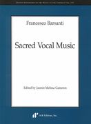 Sacred Vocal Music / edited by Jasmin Melissa Cameron.