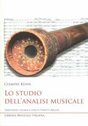 Studio Dell'analisi Musicale / translated To Italian and edited by Piervito Malusà.