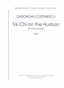 Tai Chi On The Hudson : For String Quartet (2015).