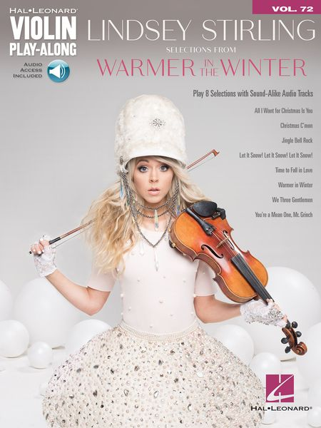 Selections From Warmer In The Winter : Play 8 Selections With Sound Alike Audio Tracks.