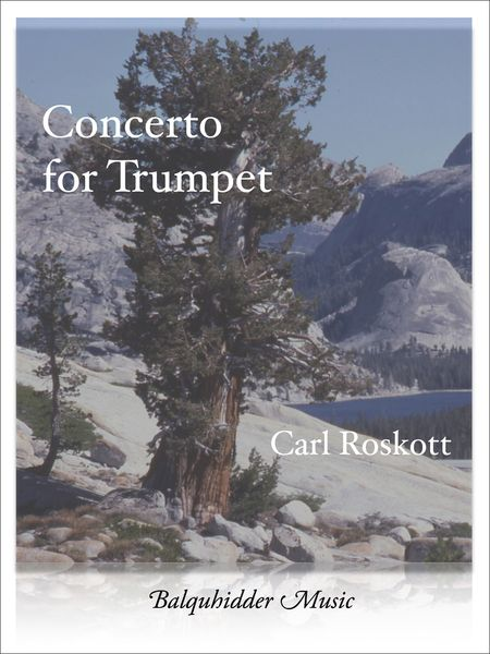 Concerto For Trumpet : For Trumpet and Piano.