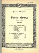 Sacro-Monte : For Piano (From Danses Gitanes, Op. 55 1st Series).