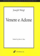 Venere E Adone / edited by John A. Rice.