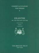 Iolanthe, Or, The Peer and The Peri / edited by Gerald Hendrie.