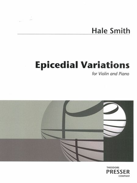 Epicedial Variations : For Violin and Piano (1956).