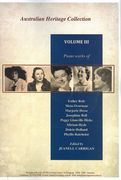 Australian Heritage Collection, Volume 3 / Recorded and edited by Jeanell Carrigan.