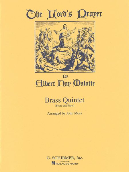 Lord's Prayer : For Brass Quintet.