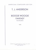 Boogie Woogie Fantasy : For Piano Solo (1997).