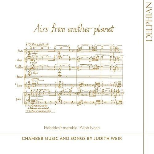Airs From Another Planet : Chamber Music and Songs.