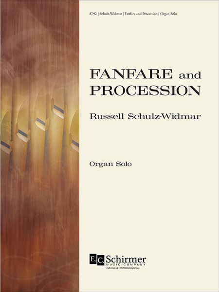 Fanfare and Procession : For Organ Solo.
