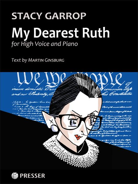 My Dearest Ruth : For High Voice and Piano (2013).