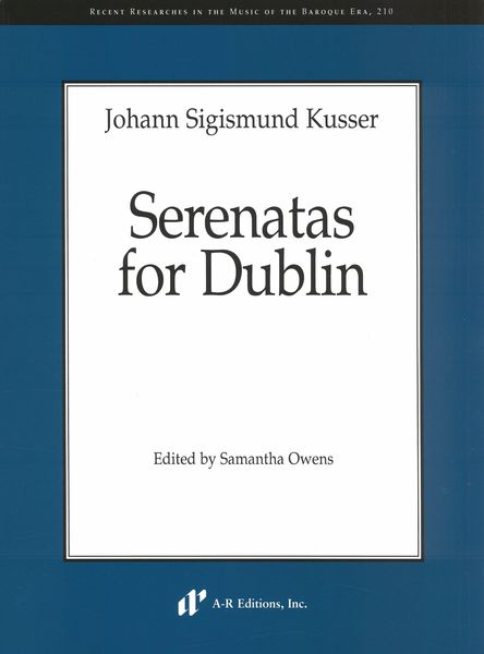 Serenatas For Dublin / edited by Samantha Owens.