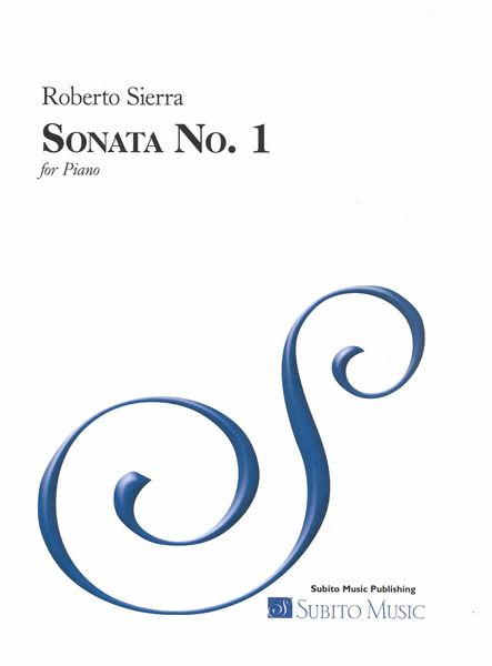 Sonata No. 1 : For Piano (2020).
