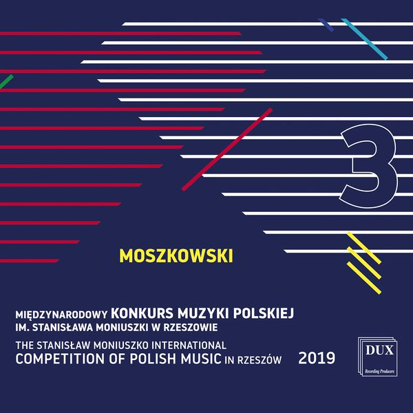 Stanislaw Moniuszko International Competition of Polish Music In Rzeszow 2019, Vol. 3.