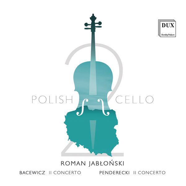 Polish Cello, Vol. 2 / Ramon Jablonski, Cello.