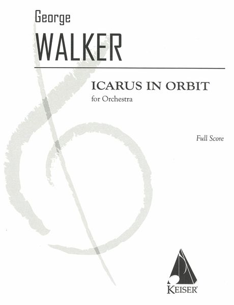 Icarus In Orbit : For Orchestra.