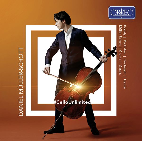 #Cellounlimited / Daniel Muller-Schott, Cello.