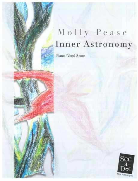 Inner Astronomy : For Solo Voice, SSAA Choir and String Quintet.