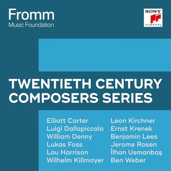 20th Century Composer Series.
