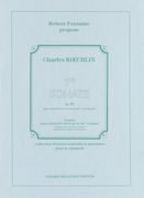 Sonata No. 1, Op. 85 : For Clarinet In A Or Bb & Orchestra - Piano Reduction.