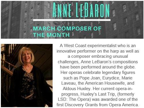 Anne LeBaron